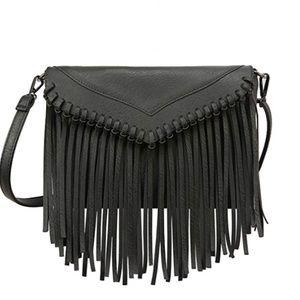 Fringe Crossbody Bag